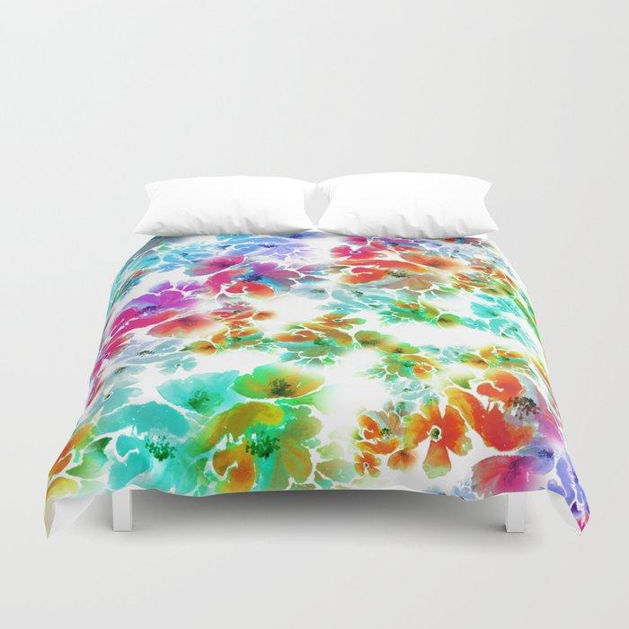 Sweet Blossom Duvet Cover