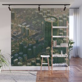 Chip City Wall Mural