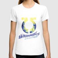 warhammer T-shirts featuring Ultramarines by Moombax