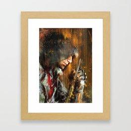 Jacob Frye  0.2 Framed Art Print