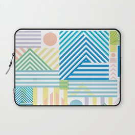 Pacific Mountains Laptop Sleeve
