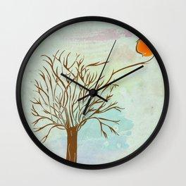 High Hopes Wall Clock