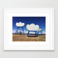 denver Framed Art Prints featuring Denver by john faison