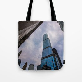 Trump International Hotel and Tower Tote Bag