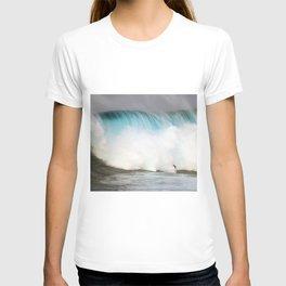Wave Series Photograph No. 31 - Big Blue T-shirt
