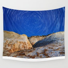 Up To the Milky Way Wall Tapestry
