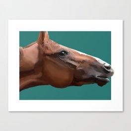 California Chrome Canvas Print