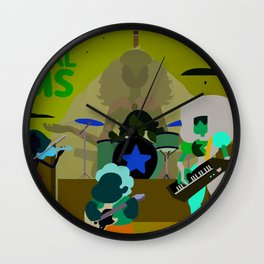 Steven and the Crystal Gems! Wall Clock