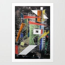 VLADIVOSTOK- 2 Art Print