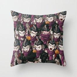 Gundham Tanaka Throw Pillow