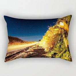 LightTrails Rectangular Pillow