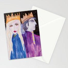Titania & Oberon Stationery Cards