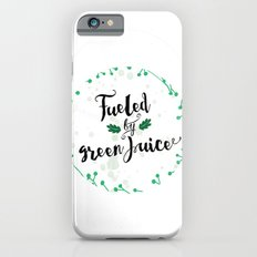 Fueled by Green Juice iPhone 6s Slim Case