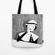 oh, give me time for tenderness Tote Bag