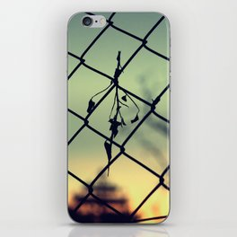 Branch silhouette iPhone Skin