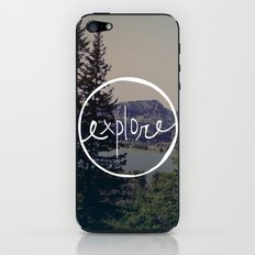 Explore Oregon iPhone & iPod Skin