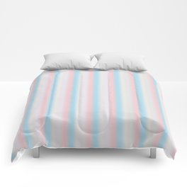 Candy stripe Comforters