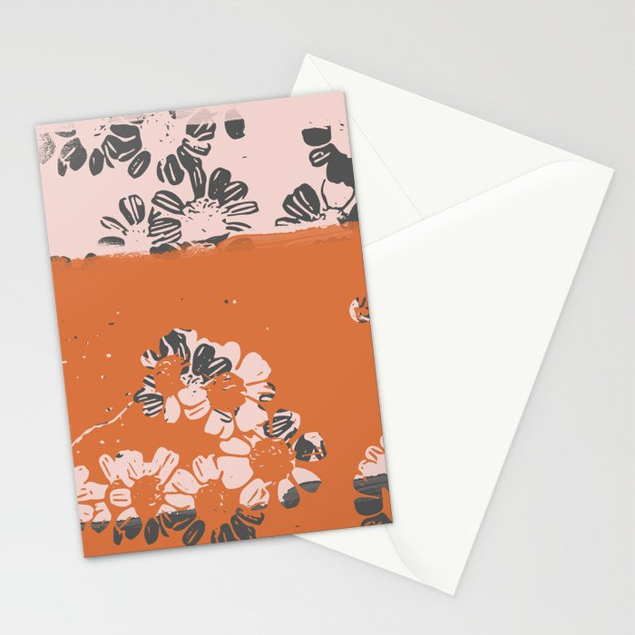 makenzie: ditsy florals Stationery Cards