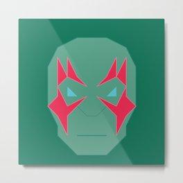 Drax Metal Print