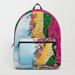 Virgin of guadalupe Backpack