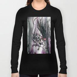 No Sense For Sanity Long Sleeve T-shirt