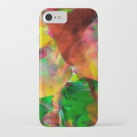 chaos iPhone & iPod Cases featuring Chaos by Just Art