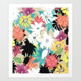 Dalia Art Print