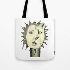 Sun Warrior Tote Bag