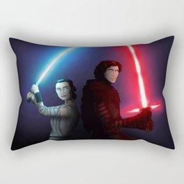 Lights Up Rectangular Pillow