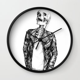 I'm waiting for... Wall Clock