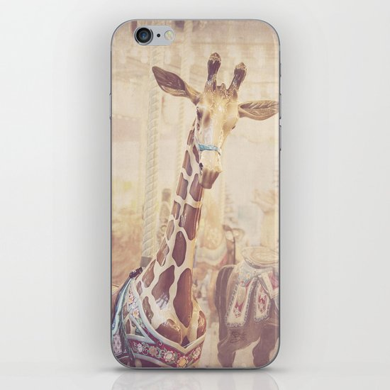 Front and Center iPhone & iPod Skin