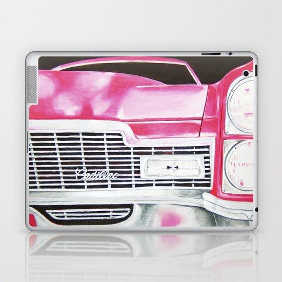 Pink Cadillac - Cotton Candy  Laptop & iPad Skin