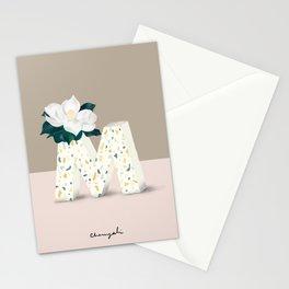 Vase M Magnolia Stationery Cards
