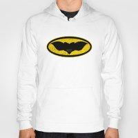 gotham Hoodies featuring Gotham Gremlin by JVZ Designs
