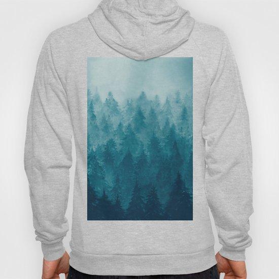 Misty Pine Forest by nadja1