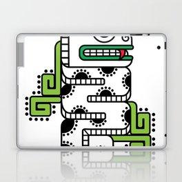 Koru-Fern Serpent Laptop & iPad Skin