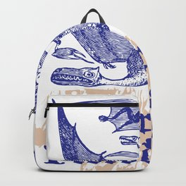 Pterrible Pterodactyls Backpack