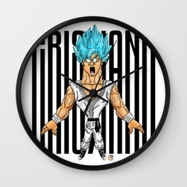 CR7 GOD MODE Wall Clock