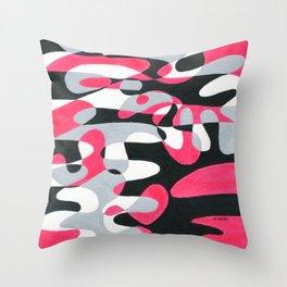 Bop Throw Pillow
