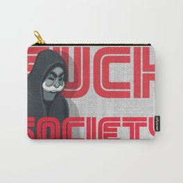 Mr Robot alternate print Carry-All Pouch