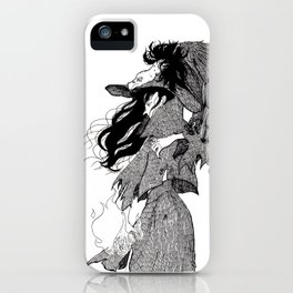 The Witch of Prey iPhone Case