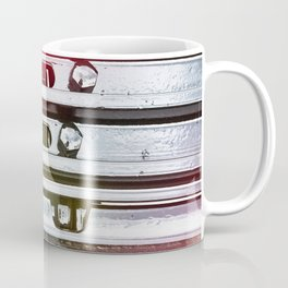 caterpillar of tractor Coffee Mug