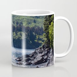 North Sister Photography Print Coffee Mug