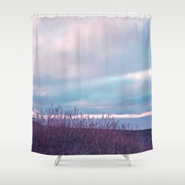 Pastel vibes 70 Shower Curtain