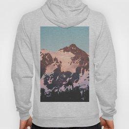 Pink Cascade Mountain Hoody