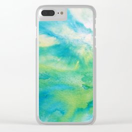 Awakening Clear iPhone Case