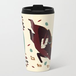 banjo-kazooie Travel Mug