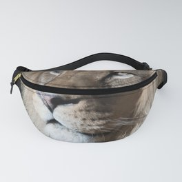 Portrait of a King Fanny Pack