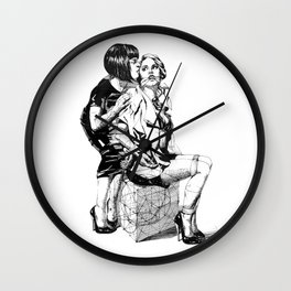 Sweet Fantasy Wall Clock