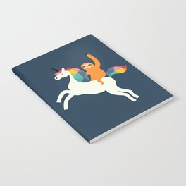Magic Time Notebook